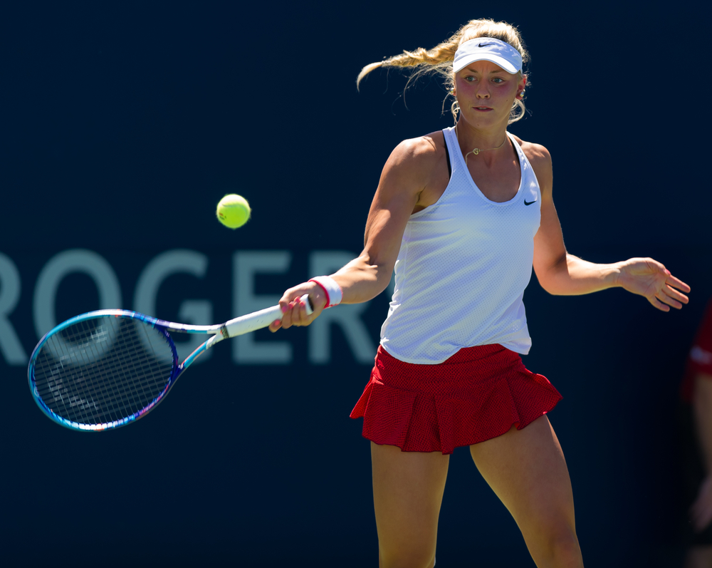 Carina Witthöft Returns at Rogers Cup Tournament in Toronto, Photo: Jimmie48 Photography, shutterstock