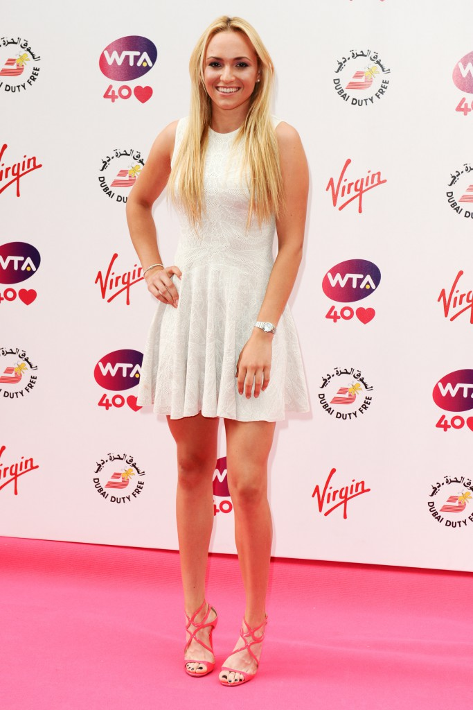 Olga Govortsova at the Pre-Wimbledon Party 2013, Feautureflash Photo Agency, shutterstock