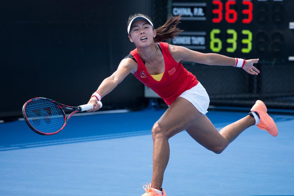 wang tennis - photo #15